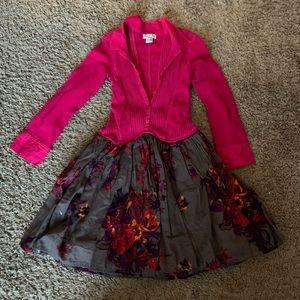 Eliana et Lena Paris dress size 6A